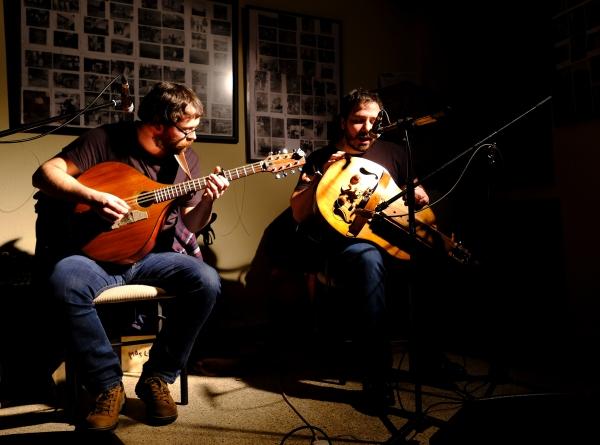 Rodrigo Martínez y Fran Allegre
